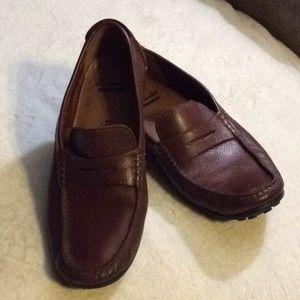 Clark's men's slip on loafers